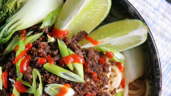 Asian Crispy Beef